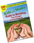 Kids and Money Guide to Shrinking Your Family's Carbon Footprint